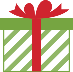 Landing Page Gift Icon