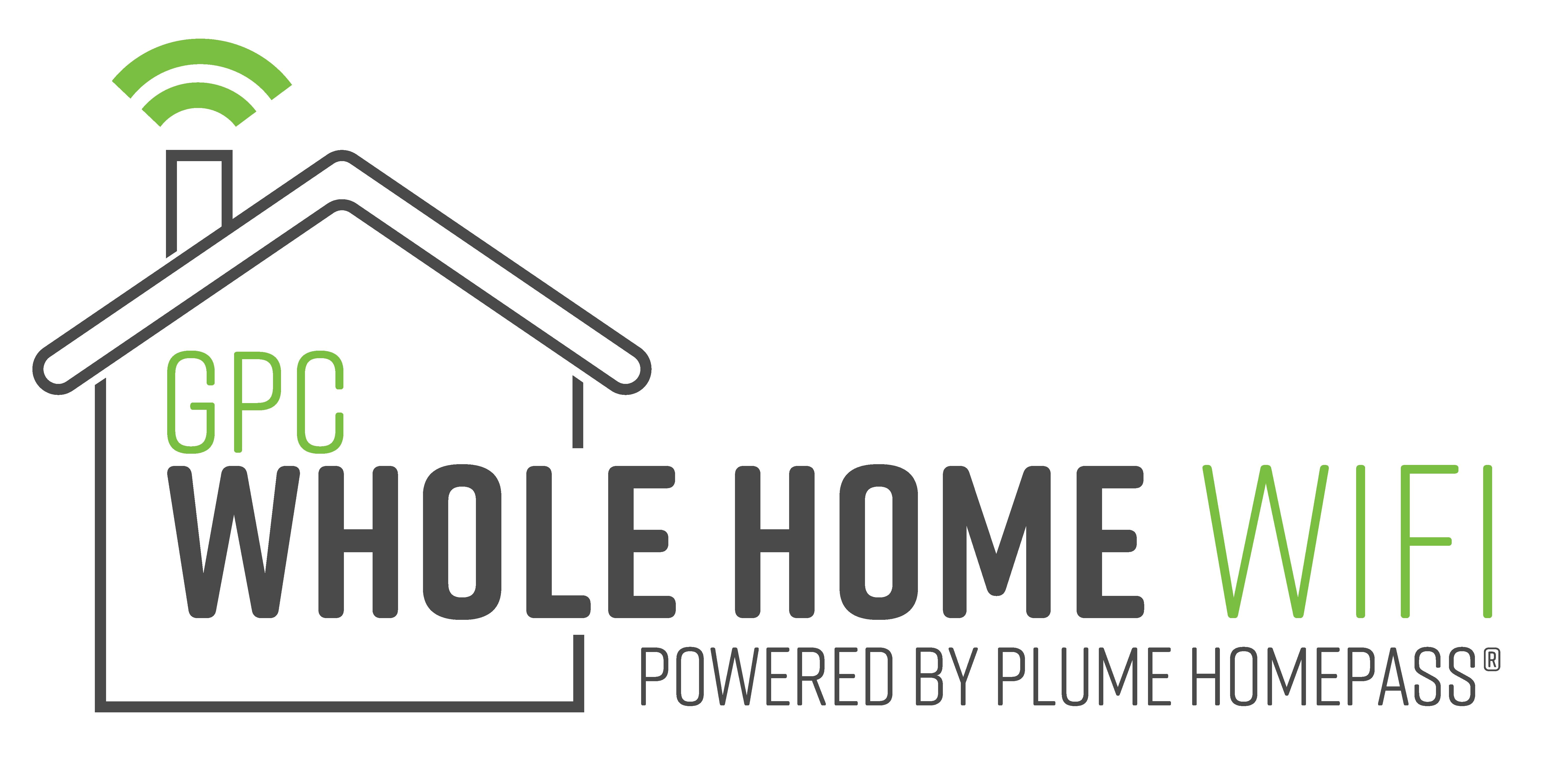 Whole Home WIFI logo